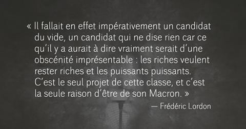 Macron Lordon